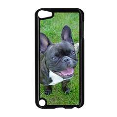 Sitting 2 French Bulldog Apple iPod Touch 5 Case (Black)