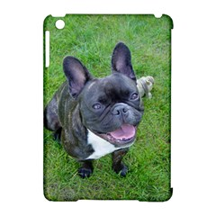 Sitting 2 French Bulldog Apple iPad Mini Hardshell Case (Compatible with Smart Cover)