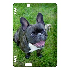 Sitting 2 French Bulldog Kindle Fire HDX Hardshell Case