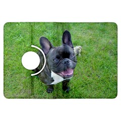 Sitting 2 French Bulldog Kindle Fire HDX Flip 360 Case