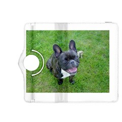 Sitting 2 French Bulldog Kindle Fire HDX 8.9  Flip 360 Case