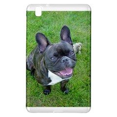 Sitting 2 French Bulldog Samsung Galaxy Tab Pro 8.4 Hardshell Case