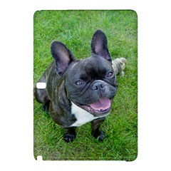 Sitting 2 French Bulldog Samsung Galaxy Tab Pro 12.2 Hardshell Case