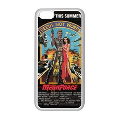 Megaforce F412359c Apple iPhone 5C Seamless Case (White)