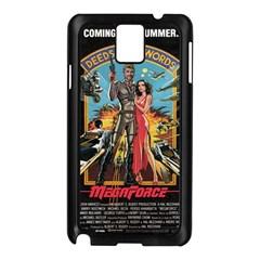 Megaforce F412359c Samsung Galaxy Note 3 N9005 Case (black)