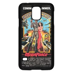 Megaforce F412359c Samsung Galaxy S5 Case (black)