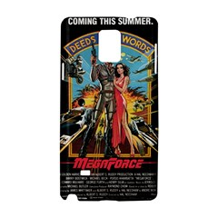 Megaforce F412359c Samsung Galaxy Note 4 Hardshell Case