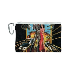 Megaforce F412359c Canvas Cosmetic Bag (Small)