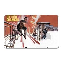 Shao Lin Ta Peng Hsiao Tzu D80d4dae Magnet (rectangular)