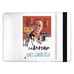 Shao Lin Ta Peng Hsiao Tzu D80d4dae Samsung Galaxy Tab Pro 12.2  Flip Case