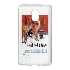 Shao Lin Ta Peng Hsiao Tzu D80d4dae Samsung Galaxy Note Edge Hardshell Case