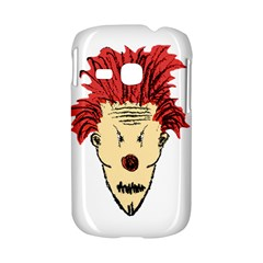 Evil Clown Hand Draw Illustration Samsung Galaxy S6310 Hardshell Case
