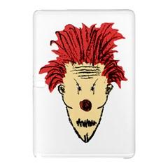 Evil Clown Hand Draw Illustration Samsung Galaxy Tab Pro 12.2 Hardshell Case