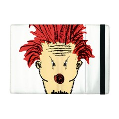 Evil Clown Hand Draw Illustration Apple iPad Mini 2 Flip Case