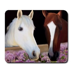 Friends Forever Large Mouse Pad (Rectangle)