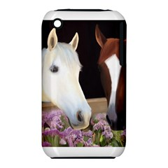 Friends Forever Apple iPhone 3G/3GS Hardshell Case (PC+Silicone)