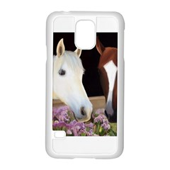 Friends Forever Samsung Galaxy S5 Case (White)