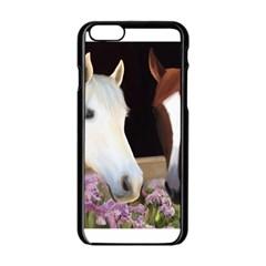 Friends Forever Apple iPhone 6 Black Enamel Case