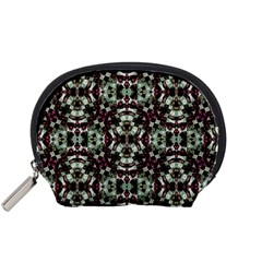 Geometric Grunge Accessory Pouch (Small)