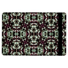 Geometric Grunge Apple Ipad Air Flip Case