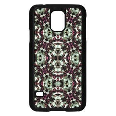 Geometric Grunge Samsung Galaxy S5 Case (Black)