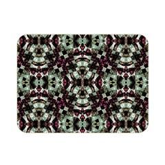 Geometric Grunge Double Sided Flano Blanket (Mini)