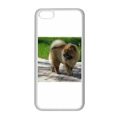 Chow Chow Full Apple Iphone 5c Seamless Case (white)