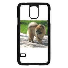 Chow Chow Full Samsung Galaxy S5 Case (Black)