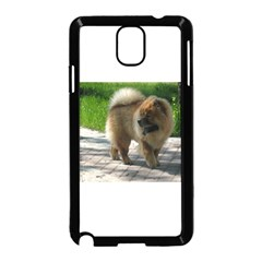 Chow Chow Full Samsung Galaxy Note 3 Neo Hardshell Case (Black)