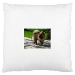 Chow Chow Full Standard Flano Cushion Case (One Side)