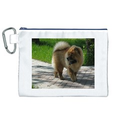 Chow Chow Full Canvas Cosmetic Bag (XL)