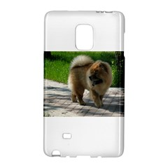 Chow Chow Full Samsung Galaxy Note Edge Hardshell Case