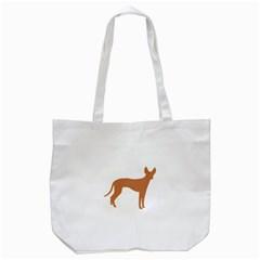 Cirneco Delletna Silo Color Tote Bag (White)