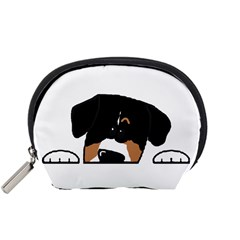 Peeping Entlebucher Accessory Pouch (Small)