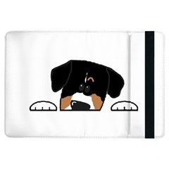 Peeping Entlebucher Apple iPad Air Flip Case