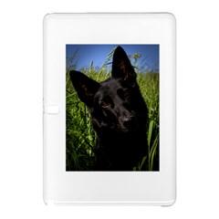 Black German Shepherd Samsung Galaxy Tab Pro 10.1 Hardshell Case