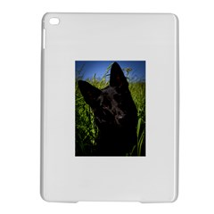 Black German Shepherd Apple iPad Air 2 Hardshell Case