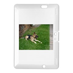 3 German Shepherd Laying Kindle Fire HDX 8.9  Hardshell Case