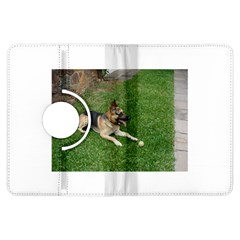 3 German Shepherd Laying Kindle Fire HDX Flip 360 Case
