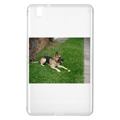 3 German Shepherd Laying Samsung Galaxy Tab Pro 8.4 Hardshell Case