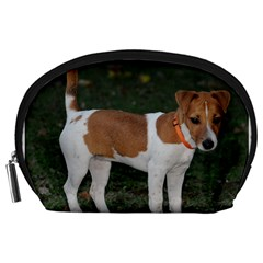Jack Russell Terrier Full Accessory Pouch (Large)