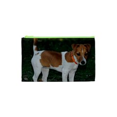 Jack Russell Terrier Full Cosmetic Bag (XS)