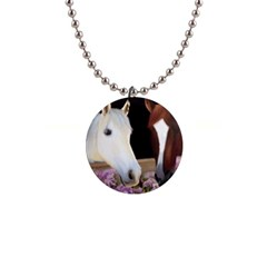 Friends Forever Button Necklace