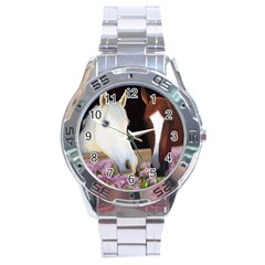 Friends Forever Stainless Steel Watch
