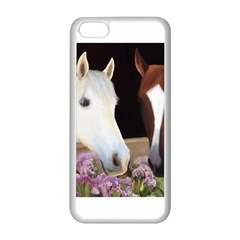 Friends Forever Apple iPhone 5C Seamless Case (White)