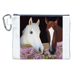 Friends Forever Canvas Cosmetic Bag (XXL)