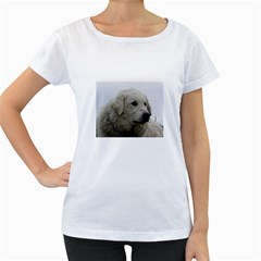 Kuvasz Women s Loose-Fit T-Shirt (White)