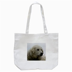 Kuvasz Tote Bag (White)