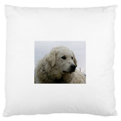 Kuvasz Standard Flano Cushion Case (Two Sides)