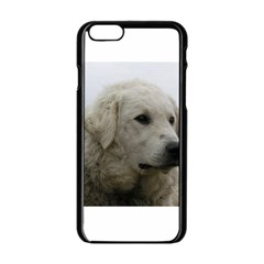 Kuvasz Apple iPhone 6 Black Enamel Case